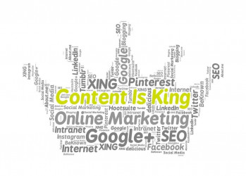 Content is King: Why & How to Write Great Content for Your Website