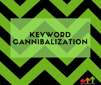 The Problem with Keyword Cannibalization…